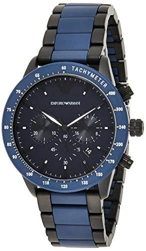 Emporio Armani Reloj Analógico para Hombre de Cuarzo AR70001