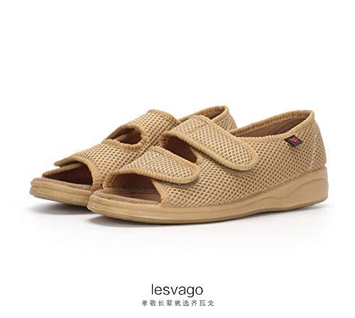 classement un comparer Gonflement des sandales B / H Chaussures respirantes, gonflement des pieds, personnes âgées, pieds déformés,…