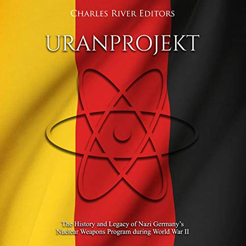 Uranprojekt audiobook cover art
