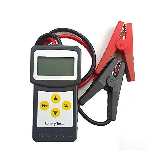 TERMALY Autobatterie Tester,Autobatterie Testgerät,Messgeräte Für Autobatterien,Autobatterietester, Batterietester, Analyse des Innenwiderstands der Batterie,A