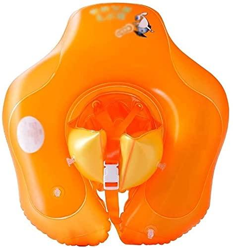 Cartoon nuoto gonfiabile Boa vasca da bagno anello gonfiabile galleggiante sedia bambini anello di nuoto del giocattolo sicurezza soccorso Floating Anello 1-4 anni Acqua Giocattoli (Dimensione: S)