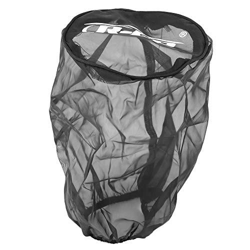 Conlense Air Filter Protective Cover, Universal Air Filter Protective Cover Dustproof for High Flow Air Intake Filters Big