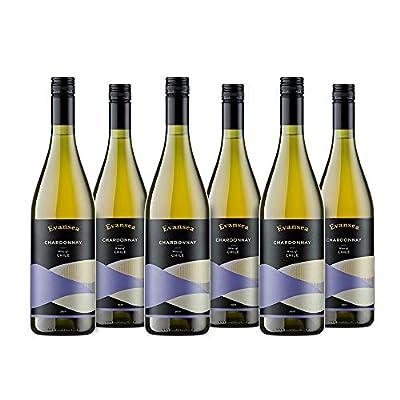 Evansea Chardonnay, Chile (6x75cl)
