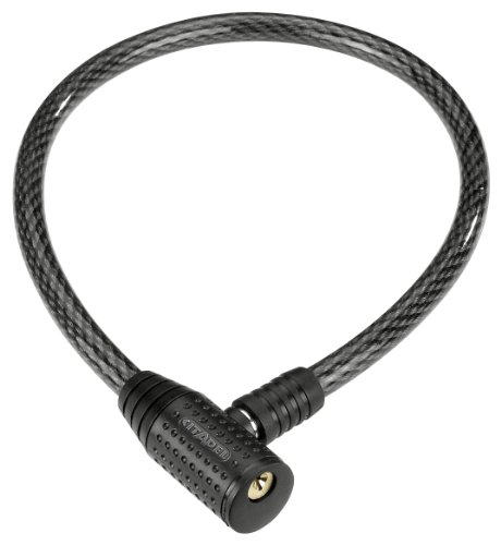 CITADEL Zylinderseilschloss CS 30.60, 12 mm,schwarz,60 cm