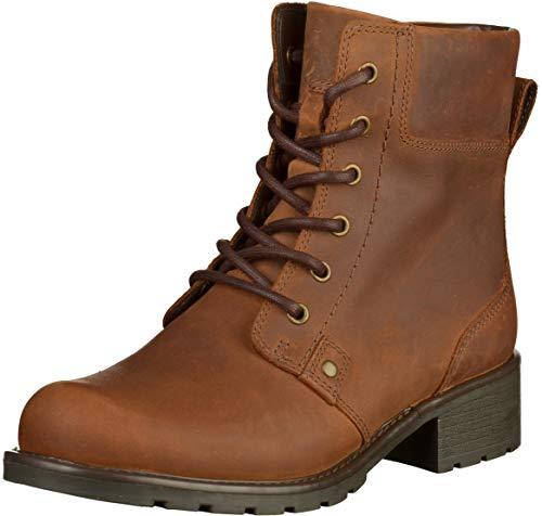 Clarks Orinoco Spice buty damskie z półcholewką, brązowy - Brązowy Brown Snuff - 39.5 EU