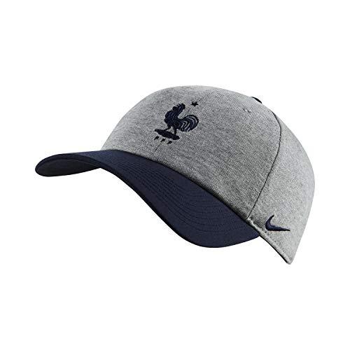 Nike 897393-063 Schirmmütze, Unisex, Erwachsene, Dark Grey Heather (Obsidian), FR Hersteller: Einheitsgröße