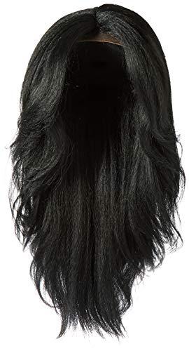 Outre Synthetic L-Part Lace Front Wig NEESHA Color #1 Jet Black