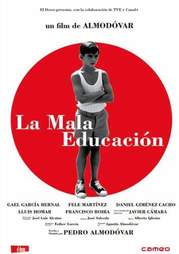 La Mala Educación (Blu-Ray)