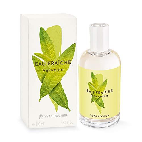 Yves Rocher LA COLLECTION Eau Fraîche Zitronenverbene, erfrischendes Bodyspray für Frauen und Mädchen, 1 x Zerstäuber 100 ml