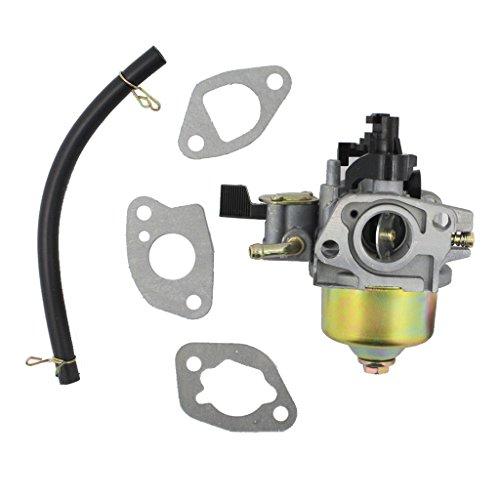 FLAMEER Nouveau Carburateur pour Honda HR215 Tondeuse à Pousser GXV160 5.5 HP Moteur 16100-ZE7-W21