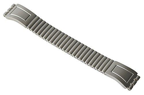'Swatch 17mm Flex pulsera 'Armour Clad–Small agm712b