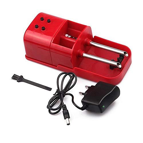 Maquina De Liar Tabaco Electrica Doble, Maquina Liar Tabaco Automatica, Máquina De Liar Cigarrillos, Regalo De Cumpleaños De Los Hombres Red