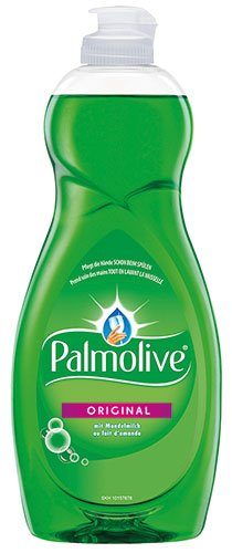 Palmolive 10x Spülmittel Original, mit Mandelmilch - 750ml