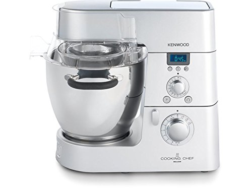 Kenwood Cooking Chef KM082 keukenmachine, 1500 watt, zilverkleurig