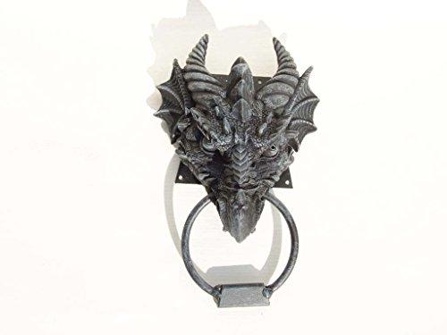 Drachen Türklopfer - Drachenkopf