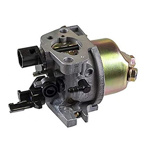 SDLSH Kit di ricostruzione del carburatore Carburatore 951-15236 for 751-15236 Attrezzatura da Giardino e Giardino Attrezzatura da Neve Assemblaggio del...