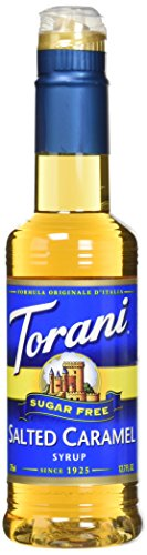Torani Sugar Free Salted Caramel