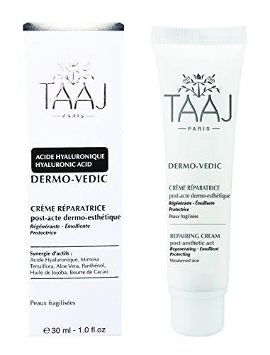 Taaj crema reparadora post-acte dermo-esthétique 30 ml