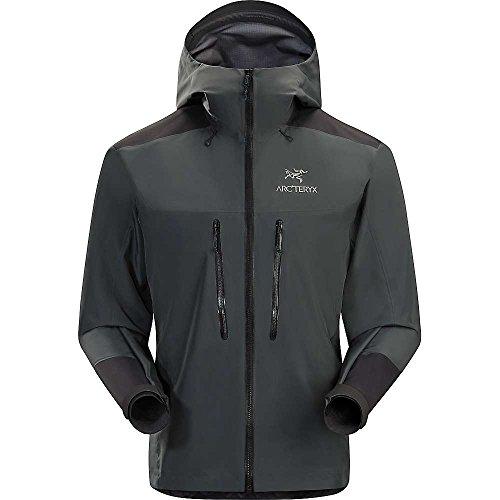 Arc'teryx Alpha AR Jacket - Men's Graphite, L