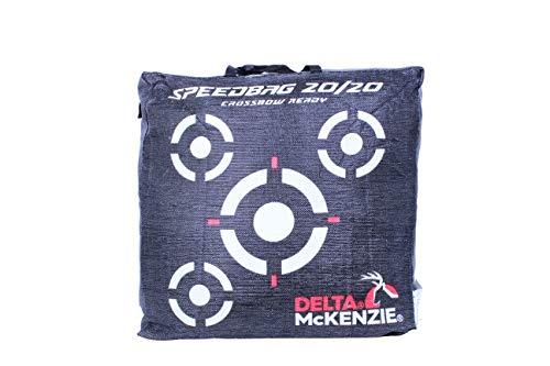 Delta McKenzie Speedbag Armbrust Zielscheibe mit ASES Pfeilzieher