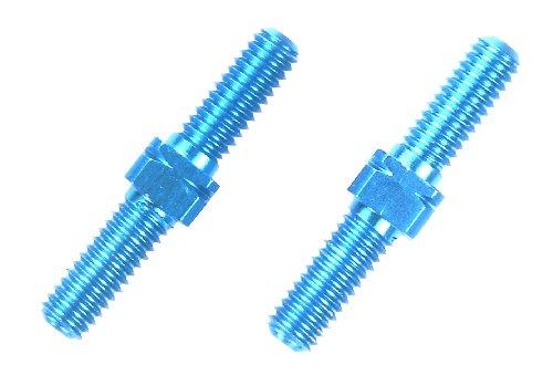 タミヤ ホップアップオプションズ OP.1247 3×18mm アルミターンバックルシャフト (2本)