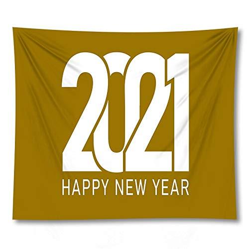 PPOU 2021 Manta de Tapiz montada en la Pared Casa de Campo Boho Decoración de la Pared del hogar Fondo de Tela Tapiz Manta de sofá A9 180x200cm