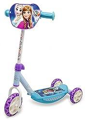 Smoby 450203 - Disney Frozen Design Scooter ja 3-pyörät