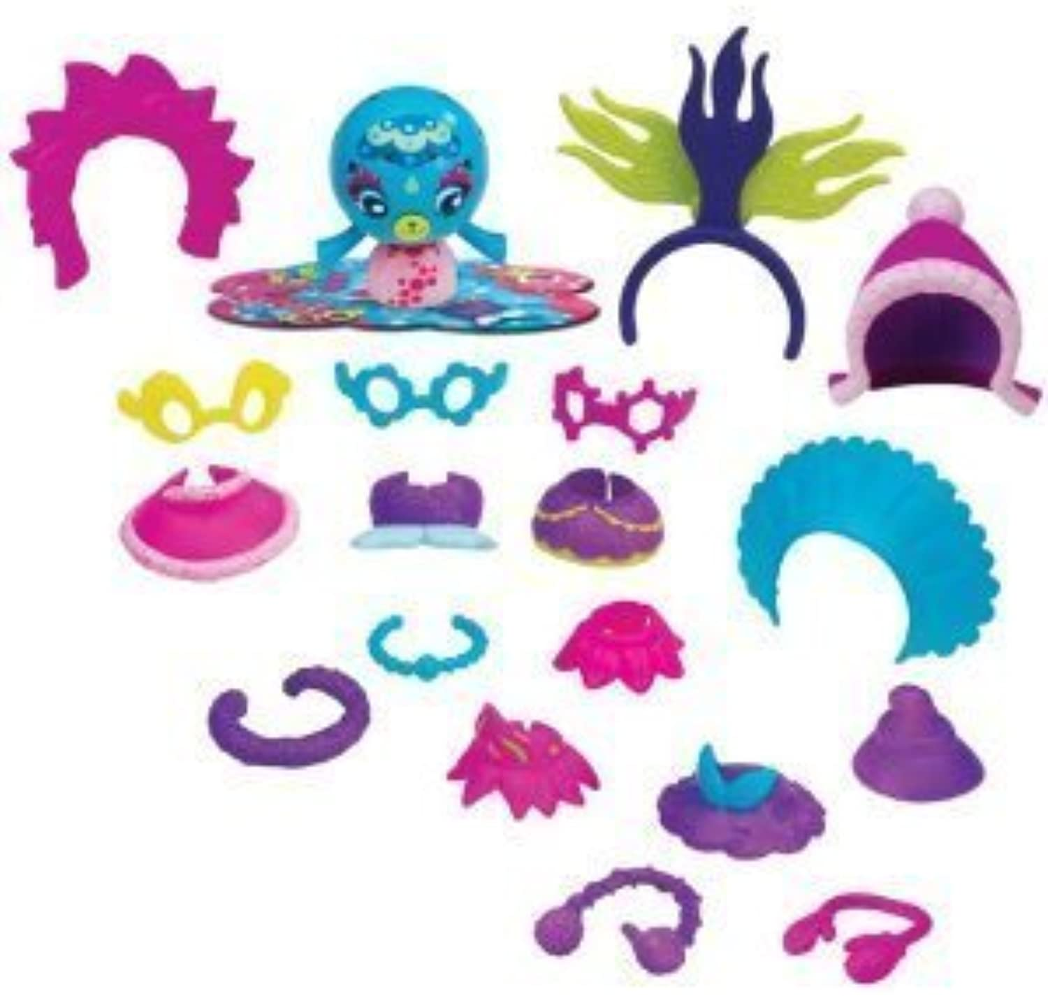 Zoobles Spring To Life Deluxe Dressoobles With Ludwig Set by SpiderMan