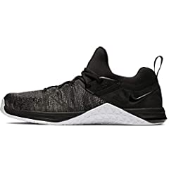 Flyknit upper delivers durable, yet lightweight flexibility. fit. Synthetic overlays in high-wear areas such as the toe and lateral side enhance durability. Molded flex grooves in the forefoot allow your foot to move naturally. Flywire technology int...