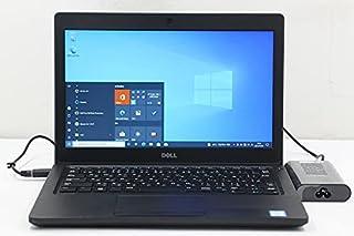 DELL Latitude 5280 Core i5 7200U 2.5GHz/8GB/256GB(SSD)/12.5W/FHD(1920x1080)/Win10