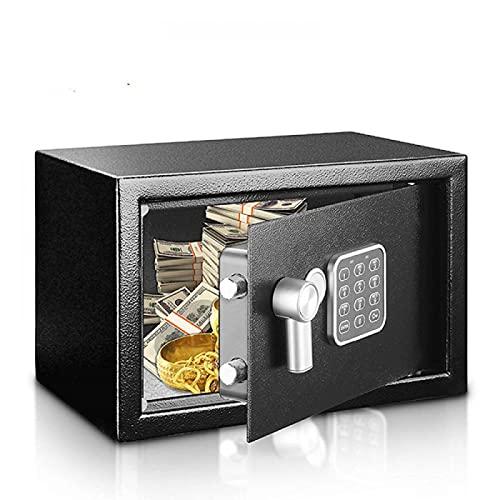 Caja Fuerte Básica,fuerte Electrónica Caja Seguridad,negro