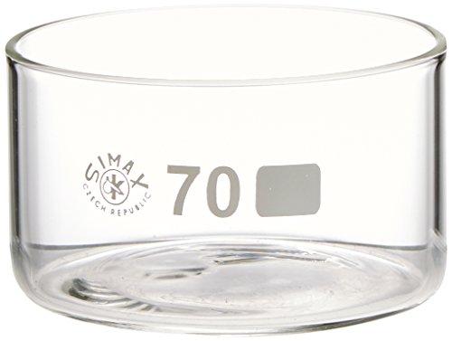 neoLab E-2104 Kristallisierschalen, 100 mL (10-er Pack)