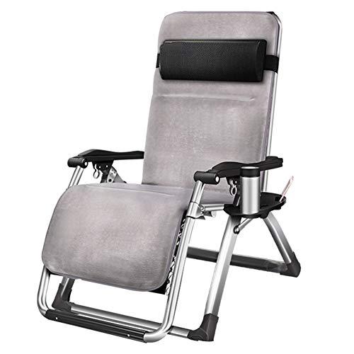 Klappdeck-Liegestuhl, Klapp-Liege in der Mittagspause Office Siesta Bed Tragbares Einzelklappbett Outdoor-Strandkorb