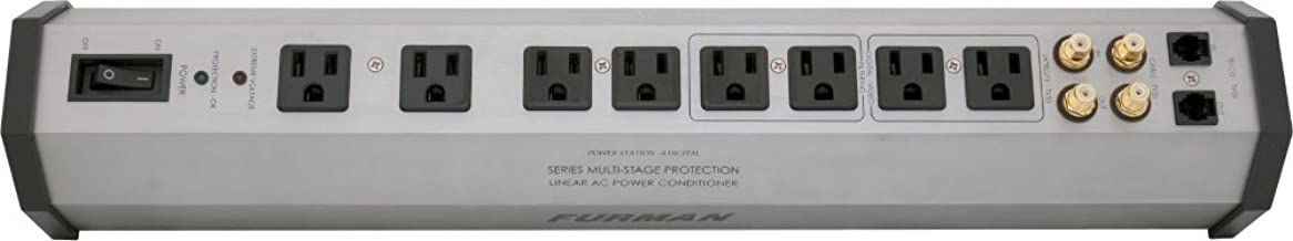 Furman Power Conditioner, White (PST-8D)