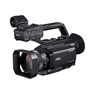 Sony HXR-NX80 4K HD NXCAM Camcorder by Sony