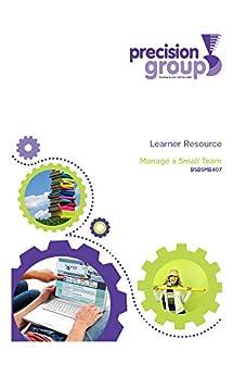 Manage a Small Team: BSBSMB407 by [Precision Group (Australia) Pty Ltd]