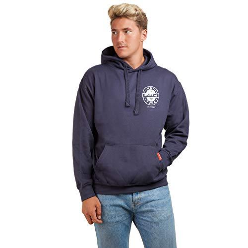 Hot tonijn mannen bier label hoodie