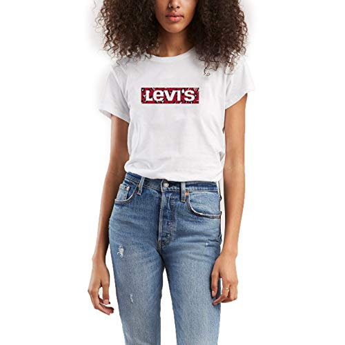 Levi's ® Chest Text Logo 3 W T-Shirt tbd79
