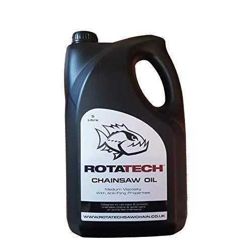 Olio originale per catena di motosega Rotatech