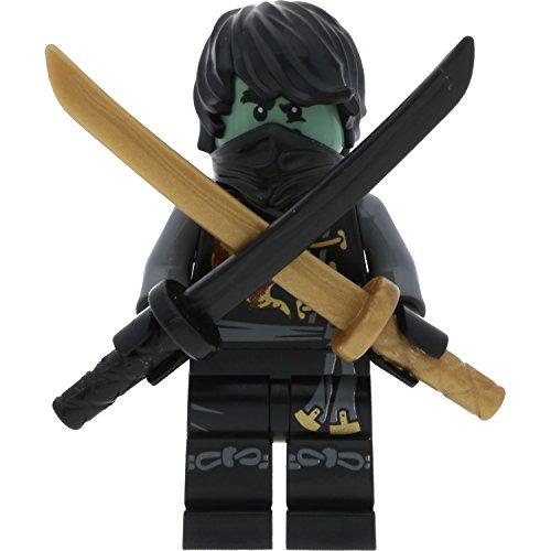 LEGO Ninjago Minifigur: Cole als Geist (Skybound / Luftpiraten)
