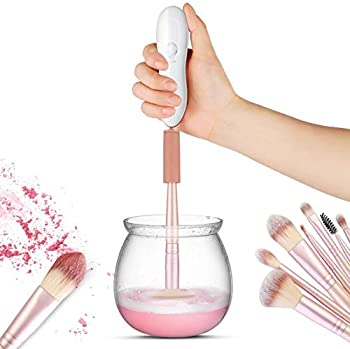 LARMHOI Electric Makeup Brush Cleaner and Dryer
