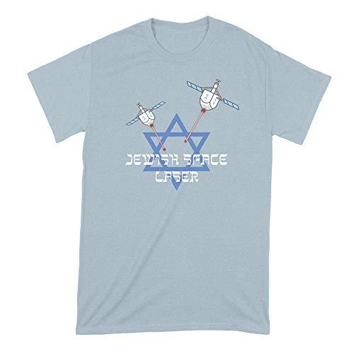 We Got Good Jewish Space Laser Tshirt Jewish Space Laser T Shirt Light Blue