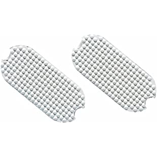 Cottage Craft Fillis Treads - White, 4.75 Inch:Tourlombok-piranti