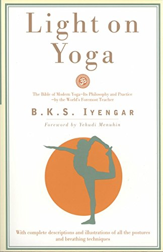 Light on Yoga: The Bible of Modern Yoga…
