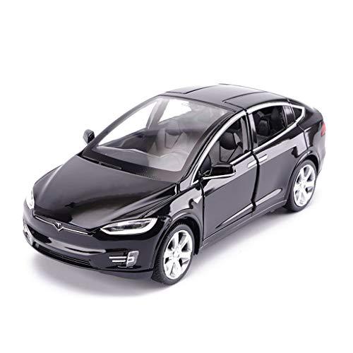 mächtig Tesla Car Model Car Model 1:32 Modellverhältnis Alloy Diecast Model Boys…