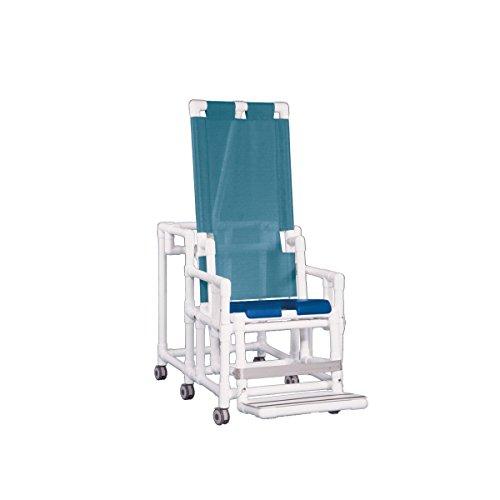 Easy-Tilt Shower Chair Blue Seat Suncast Blue