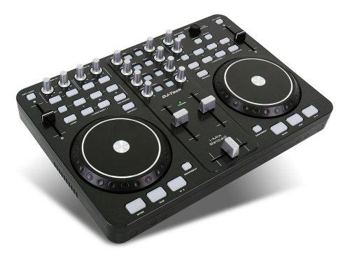 DJ-Tech IMix Reload - Controlador Midi, Color Negro