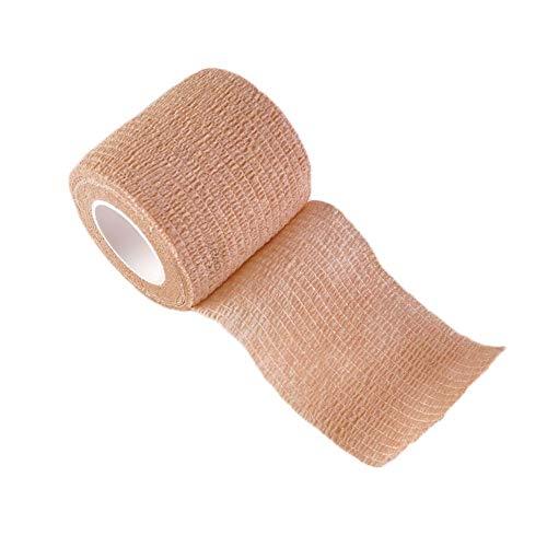 Everley Hutt Schützende Selbstklebende elastische Bandage Farbe Vlies Selbstklebende Bandage Tattoo Bandage