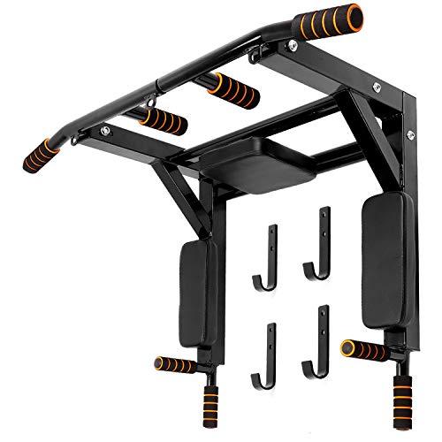 barra para dominadas y abdominales fabricante Odoland
