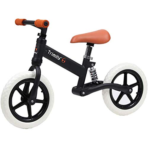 Kengsiren Children's Balance Bike Two-Wheeled Bicycle Without Bicycle 1-6 Years Old Baby Scooter Best Sports Push Bike Toddler Bicycle Best Gift,C